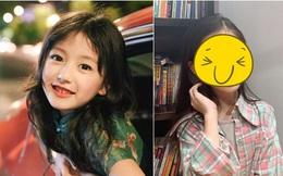 Bất ngờ với những hình ảnh hiện tại của cô bé được mệnh danh tiểu mỹ nhân Thượng Hải