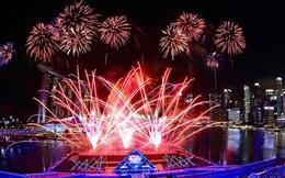 Mãn nhãn với khoảnh khắc đón giao thừa, chào năm 2020 của các nước: Khải Hoàn Môn đẹp như mơ, Tòa tháp chọc trời Dubai lung linh khó tin