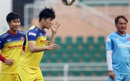 U23 Việt Nam chào năm mới bằng buổi tập bất chấp nắng gắt, sẵn sàng lên đường dự U23 châu Á