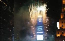 Tại sao Mỹ đón năm mới bằng cách 'thả' quả cầu pha lê từ trên trời xuống?