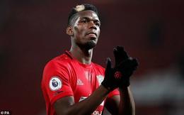 M.U mất ngôi sao Paul Pogba trước đại chiến với Arsenal