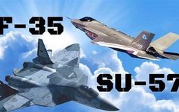 """Hé lộ lý do F-35 phải quay đầu khi """"chạm mặt"""" Su-57 trên bầu trời Syria"""