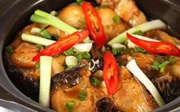 Loại cá cực tốt để bồi bổ, dưỡng nhan cho phụ nữ thường được dùng nhiều vào dịp Tết còn là thuốc quý trong Đông y