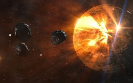 Trái đất vừa thoát khỏi cuộc khủng bố từ 4 tiểu hành tinh