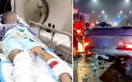 Lái xe lúc say gây tai nạn khiến cô gái mới quen mất một chân, gã tài xế ép nạn nhân phải cưới mình mới chịu bồi thường