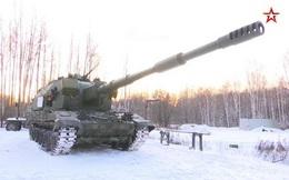 [ẢNH] Nga chuẩn bị tiếp nhận lô pháo tự hành 2S35 Koalitsiya-SV sản xuất loạt đầu tiên
