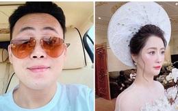 Thiếu gia Hà Quang Dũng bất ngờ khoe ảnh lấy vợ, lộ nhan sắc cô dâu xinh xắn