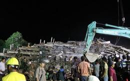 Bảy người tử vong trong vụ sập công trình tại Campuchia
