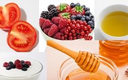 8 thực phẩm ngăn ngừa nếp nhăn