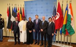 Việt Nam tự tin trong vai trò Chủ tịch Hội đồng Bảo an Liên hợp quốc