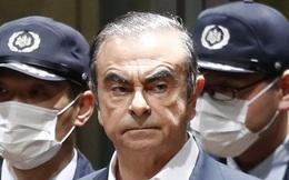 Thêm tiết lộ li kì vụ tẩu thoát xuyên lục địa của cựu CEO Nissan