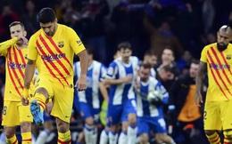Espanyol 2-2 Barcelona: Barcelona bị cầm hòa trong trận derby Catalan