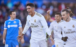 Vòng 19 La Liga: Real giành chiến thắng ấn tượng, Atletico vươn lên vị trí thứ 3