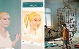 Hình ảnh xót xa khiến chúng ta tỉnh ngộ nhận ra thực tế đáng buồn của xã hội: Tiến hóa thành 'ghế', làm 'tù nhân' của smartphone