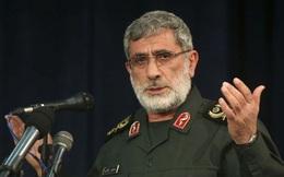 Tân tư lệnh thay tướng Soleimani coi thường Mỹ, Israel