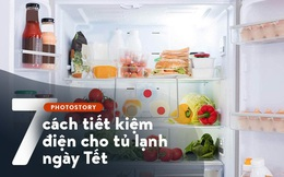 Bạn sẽ bớt bàng hoàng vì hóa đơn tiền điện nếu biết 7 cách sử dụng tủ lạnh thông minh