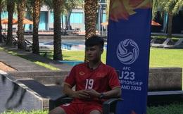 AFC phỏng vấn riêng Quang Hải và Tiến Linh