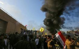 Mỹ 'nóng mặt' Nga, Trung về đòn tấn công tại Iraq