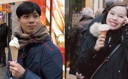 Nghi vấn Công Phượng đang hẹn hò với gái xinh RMIT, lộ bằng chứng cả tháng 12 du lịch chung khắp châu Âu