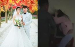 """Chồng """"liên thủ"""" với bố vợ đi đánh ghen: Bắt tại trận cô vợ """"mây mưa"""" với 2 người đàn ông dù mới cưới được 1 tuần"""