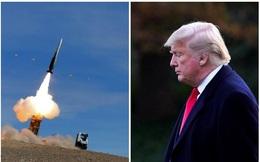 """Giải mã đòn trả đũa Mỹ của Iran: Vì sao ông Trump """"bình tĩnh"""" đến lạ thường?"""