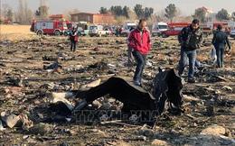Vụ máy bay của Ukraine rơi tại Iran: Iran tuyên bố không giao hộp đen cho Mỹ