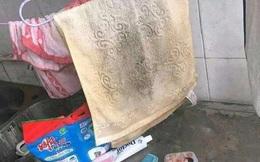 Gái xinh biến phòng kí túc xá thành bãi rác, khăn mặt mốc xanh mốc đỏ: Tính đăng quang Miss ở bẩn hay gì?