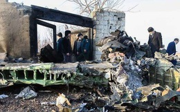 'Dồn dập' cáo buộc tên lửa Iran bắn hạ máy bay Ukraine, phương Tây vẫn để lại một đường lui?