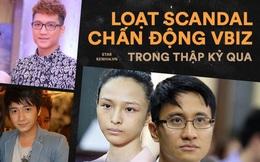Loạt scandal chấn động Vbiz thập kỷ qua: Ngô Kiến Huy có con với em gái Thanh Thảo, Hoa hậu hầu toà vì vụ án tình tiền với đại gia