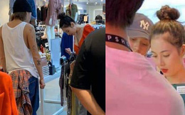 Lần đầu một cặp sao Hàn dắt nhau sang Việt Nam hẹn hò: Hyuna đến diễn show, Dawn hộ tống và còn công khai mua sắm ở TTTM