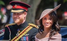 Hé lộ sự thật về thu nhập của vợ chồng hoàng tử Anh Harry