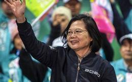 Bà Thái Anh Văn tái đắc cử lãnh đạo Đài Loan