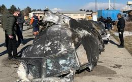 Máy bay Ukraine bị bắn rơi: Iran quyết định phóng tên lửa sau 10 giây