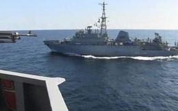 Mỹ tố tàu chiến Nga cố lình lao thẳng vào tàu khu trục USS Farragut