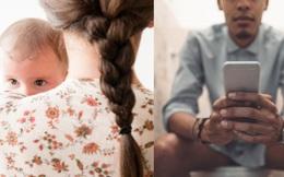 """Chồng thường xuyên đi """"giải quyết nỗi buồn"""" nhằm trốn trách nhiệm chăm con, người vợ cao tay cắt luôn wifi để trị bạn đời"""
