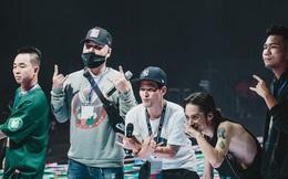 """Hé lộ các màn trình diễn tại WeChoice trước giờ G: Diễn viên múa bật khóc nức nở, dàn rapper cực sung với sân khấu visual """"căng đét"""""""