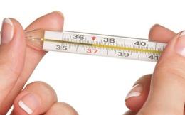 Cơ thể con người đang lạnh dần, không còn là 37 độ C