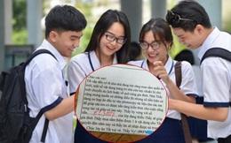 Thầy giáo bỗng dưng viết tâm thư kể chuyện sắm Tết với học sinh nhưng mục đích khiến ai nấy sửng sốt