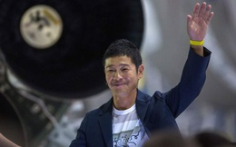 Tỷ phú Nhật tìm bạn đồng hành bay quanh Mặt trăng