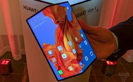 Huawei bán được hơn 100.000 chiếc Mate X trong tháng đầu tiên