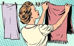5 cách làm khô quần áo mà không bị bám mùi ẩm mốc khó chịu trong tiết trời ẩm ương
