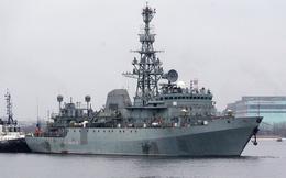 [ẢNH] Tàu trinh sát điện tử Nga giúp Iran chặn đứng cuộc tấn công trả đũa của Mỹ?