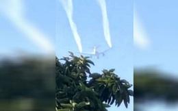 Máy bay xả xăng xuống trường học ở Mỹ khiến người dân phẫn nộ, lời giải thích của chuyên gia hàng không lại làm tất cả lắng xuống