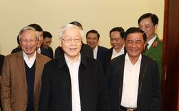 Tổng Bí thư, Chủ tịch nước chủ trì phiên họp về phòng chống tham nhũng