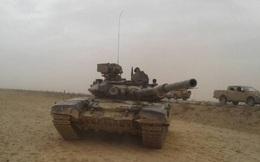 Chiến sự Syria: Liều lĩnh chớp nhoáng tấn công chiếm đất Syria, IS thua đau đớn