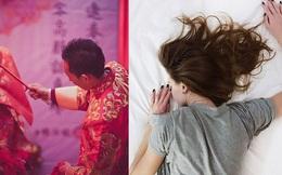 Cãi nhau đêm tân hôn, chú rể ngủ ở phòng khách đến sáng mới phát hiện điều không hay xảy ra, sau cùng quyết định ly hôn