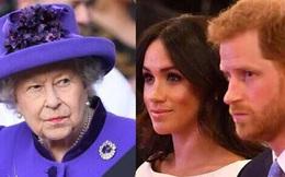 Nữ hoàng Anh đưa ra thông báo mới khiến nhiều người bất ngờ cho thấy vợ chồng Meghan Markle bắt đầu bị quên lãng