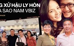 Khác biệt cách sao nam Vbiz ứng xử hậu ly hôn: Chi Bảo, Công Lý dắt bạn gái ra mắt vợ cũ, Chí Nhân mâu thuẫn không dứt