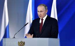 Tổng thống Nga thành lập nhóm công tác sửa đổi Hiến pháp