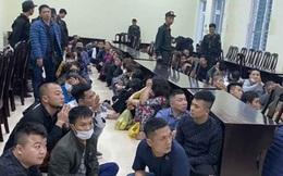 Đột kích sòng bạc cực khủng ở Nghệ An